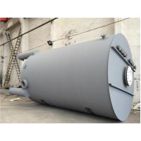 350m3 Customized Vertical Chemical Storage Tank , Liquid Gas Fuel Holding Vessel Manufactures