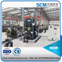 TAPM1516 CNC angle punching machine; angle marking machine; angle shearing/cutting line; angle tower production line; Manufactures