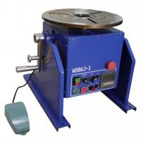 Table Top Automatic Welding Positioner Rotary Welding Table CE Approved Manufactures