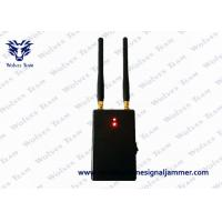 China 100 Meters Car Remote Control Jammer Portable High Power 315MHz 433MHz on sale