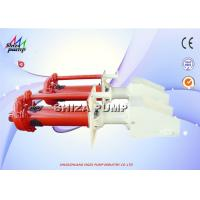 China Drainage Electric Vertical Submerged Centrifugal Pump Acid Resistant SV Frame Type on sale
