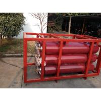 Buy cheap ISO9809 Large Capcity CNG Cylinder Compressed Natural Gas Storage Tank Cascade from wholesalers