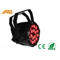 Quality Top 1IP65 18 x 15w RGBWA UV 6in1 Waterproof Led Par Light for Indoor / Outdoor for sale