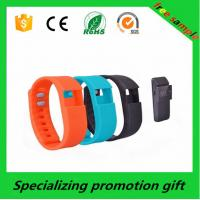 Wristband Intelligent Fitness Calorie Smart Bluetooth Bracelet for Sports / Sleep Tracking Manufactures