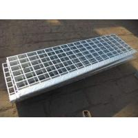 Customized Size Galvanized Steel Stair Treads ISO9001 CE Certificate Manufactures