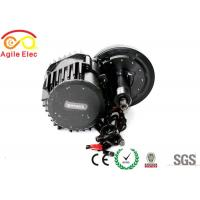 High Speed  8fun Bbs02 750w Mid Drive Kit , Electric Bicycles Kits With Geared Motor Manufactures