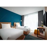 Customize Modern 3 Star Hotel Furniture With Exquisite And Beautiful Surface Manufactures