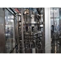 Full Automatic 3 IN 1 Wine Filling Machine Washing Capping Machinery Beverage Production Line  110/220/380V Manufactures
