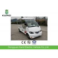 4kW No Working Noise Electric Cargo Van With 500Kg Payload Cargo Box Manufactures