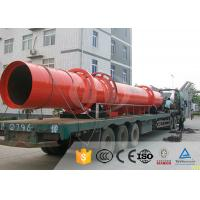 Cassava Chips Sawdust Rotary Drum Dryer Energy Saving Large Capacity Manufactures