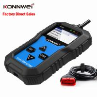China Car Code Auto Diagnostic Scan Tool Engine Analyzer EPB Reset For All OBD2 Vehicles on sale