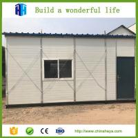 China export one bedroom prefab camp house prefabricated direct selling in China on sale
