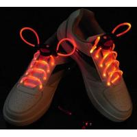 Quality Blue-Pink LED Flashing Shoelaces for sale