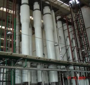 multi effect falling film evaporator / droping film evaporator Manufactures