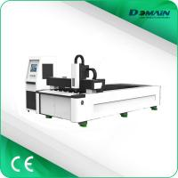 18mm Mild Steel Cnc Fiber Laser Cutting Machine , Sheet Metal Laser Cutting Machine Manufactures