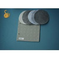 China Eco - fridendly Grey Needle Punched Non Woven Fabric 120 - 900gsm For Medical Caps on sale