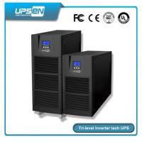 High Frequency Single Phase 6-20kVA Online UPS with Ce Approve Manufactures