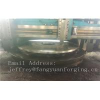 Metal Forging C60 1.0606 S58C AISI1060 CK60 1.1221 Forged Cylinder Normalizing And Proof Machined Manufactures