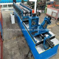 Galvanized Steel Profile Stud And Track Roll Forming Machine High Speed Manufactures