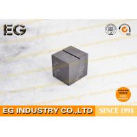Pure Carbon Graphite Plate Custom Size For Electrolysis 500 PPM Ash Content Manufactures