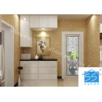 Security Tempered Glass Panels , Architectural Decorative Door Glass Panels Manufactures