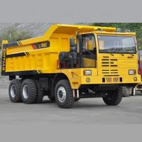 CT890 Off - Road Heavy Duty Dump Truck For Mining 50 Ton Euro 3 / 6X4 Dump Truck Manufactures