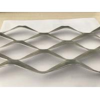 Raised Expanded Metal Expanded Wire Mesh Stainless Steel Diamond Hole Shape Manufactures