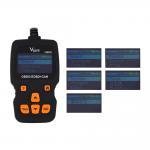 Vgate VS890 Updated Version VS890S OBD2 Scanner Auto Code Reader Multi-language OBDII OBD2 Car Diagnostic Tool Manufactures