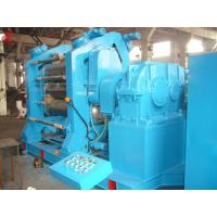 High tenacity Four Rollers Rubber calendering equipment for fabric frictioning Manufactures