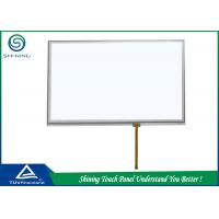 China Industrial Panel Pc Touch Screen Resistive , Industrial Grade Touch Screen on sale