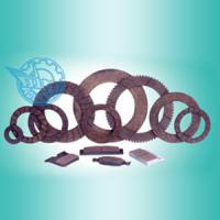 Semi-Metallic Friction Powder Metallurgy Parts for Automobile Brake Plate And Clutch Plate Manufactures