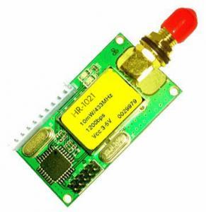 China RF Module, Radio Modem, RF Transceiver Module 433MHz/868MHz/915MHz HR-1021 on sale