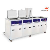 Lab Instruments Ultrasonic Cleaning Equipment 77L Tank Volume 28/40KHz 750W Manufactures