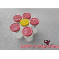 Protein Peptide Hormones White Lyophilized Powder GHRP 2 5mg/vial Growth Hormone Releasing Peptide Manufactures