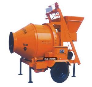 Dependable Performance Concrete Mixing Machine for Construction Manufactures