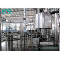 SUS304  500ML PET Bottle Carbonated Soda Filling Machine DCGF 24-24-8 Manufactures