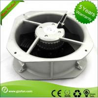 Waterproof Ebm Papst DC Axial Blower Fan / 24 Volt DC Cooling Fan Manufactures