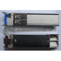 SFP-10G-ER 40KM Cisco Compatible SFP Modules Hot Pluggable Low Power Consumption Manufactures