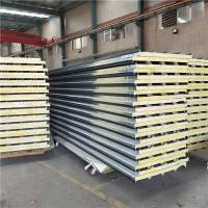 oman manufacturer sandwich panel 50mm rock wool glass roof tile for construction buildings