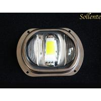 China 120W Array Chip On Board LED lamp Module , Optical Glass Lens For Cree CXB 3050 on sale