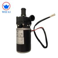 Truck 24V DC Water Heater Pump Carrier Bus Air Conditioner Parts 180W Motor Power Manufactures
