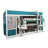Automated Rotating Egg Tray Machine / Paper Pulp Moulding Machine Manufactures