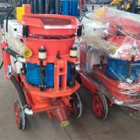 China Factory Selling PZ5 Explosion Proof Dry-Mix Mortar Spray Machine on sale