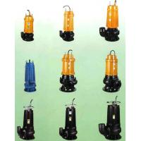 China WQ industrial submersible water pump, electric submersible sewage pump on sale
