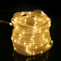 Buy cheap Solar Christmas Color Changing Rope Lights Long Working Time OEM Accepted from wholesalers