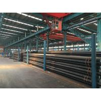 Fluid 10 / 20 carbon steel pipe seamless ASTM A53M / A106M epoxy coated Manufactures