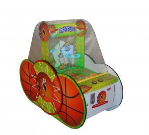 China Frog N Ball Amusement Arcade Machines, Entertainment Recreation Machine MA-QF370 on sale