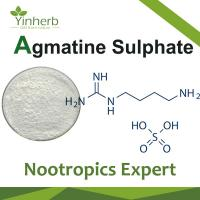 Agmatine Sulphate 99% powder for sports nutrition Manufactures