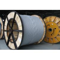 Lb40 Aluminium Clad Steel Wire Strand Acs For Opgw , SGS / BV Certification Manufactures