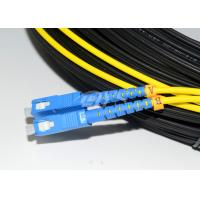 Quality Duplex SC to SC Optical Fiber Patch Cord Patch / Cord Jumper For CATV for sale
